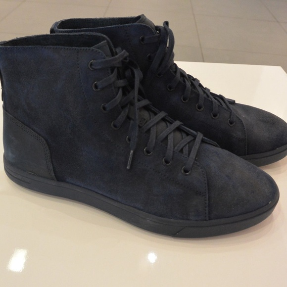 c1e317008dd NEW UGG Men's Steiner Fashion High Top Sneakers NWT